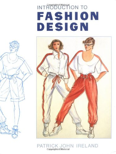 9780713460179: Introduction to Fashion Design