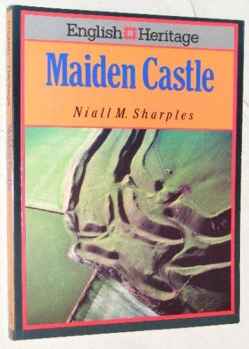 9780713460834: English Heritage Book of Maiden Castle