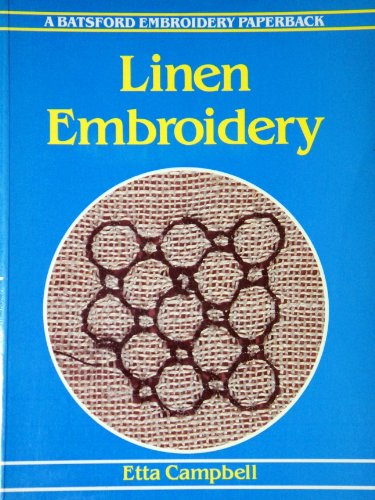 9780713462517: Linen Embroidery (Embroidery blues)