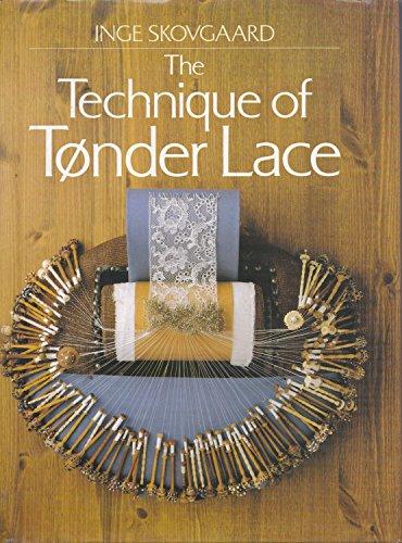 9780713462555: The Technique of Tonder Lace