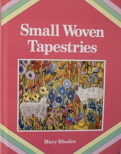 9780713463750: Small Woven Tapestries