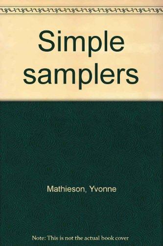 9780713464276: Simple Samplers