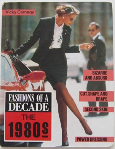 9780713464368: 1980's (Fashions of a Decade)