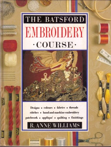 9780713464795: BATS EMBROIDERY COURSE