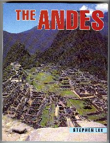 9780713465952: The Andes (Mountain Ranges of the World)