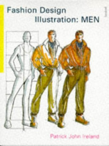 Fashion Design Illustration: MEN