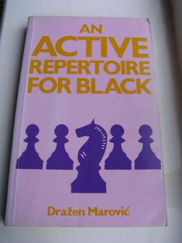 9780713466560: An Active Repertoire for Black