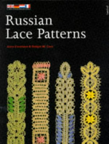 RUSSIAN LACE PATTERNS: Cook, Bridget; Korableva, Anna