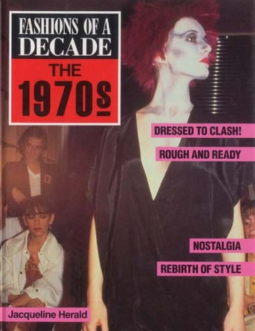 9780713468052: 1970's (Fashions of a Decade)