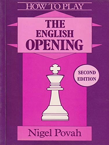 9780713469523: How to Play the English Opening