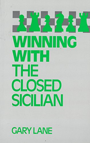 9780713469721: Winning With the Closed Sicilian
