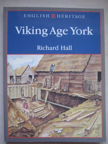 BOOK OF VIKING AGE YORK