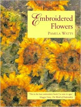 9780713470567: Embroidered Flowers
