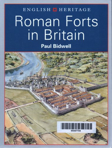 9780713471007: English Heritage: Roman Forts in Britain