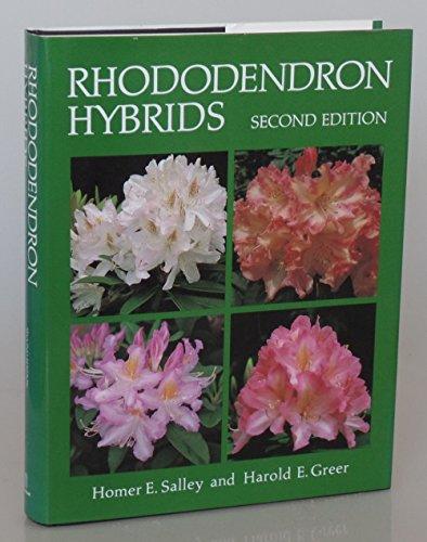 9780713471212: Rhododendron Hybrids