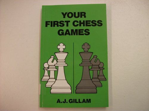 9780713471489: Your First Chess Games (Discovering Chess)