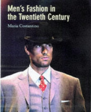 9780713472035: Men's Fashion in the 20th Century