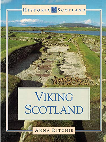 9780713473162: Viking Scotland (Historic Scotland)