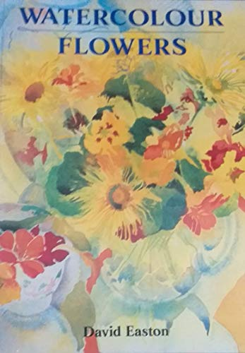 9780713476040: Watercolour Flowers