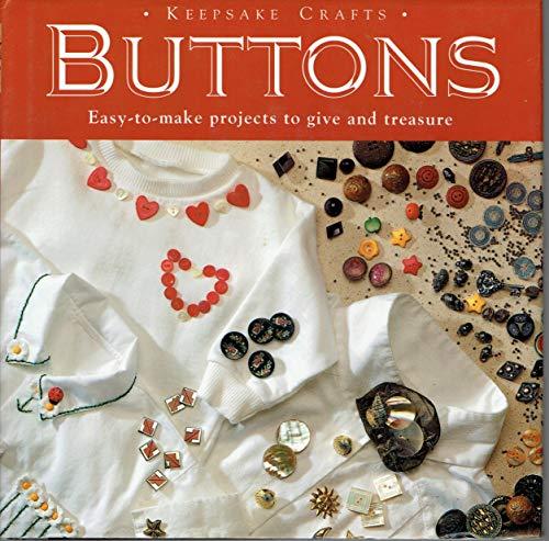 9780713476071: Buttons (Keepsake Crafts)