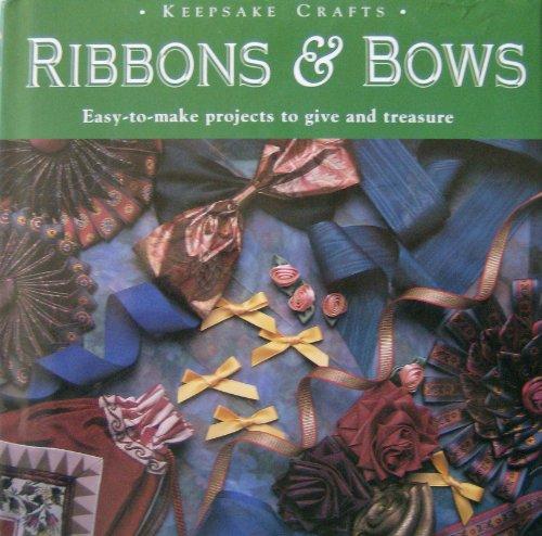 9780713476125: KEEPSAKE CRAFTS RIBBONS & BOWS
