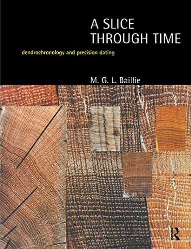 9780713476545: A Slice Through Time: Dendrochronology and Precision Dating