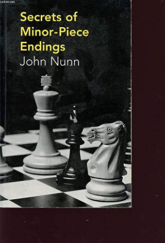 9780713477276: Secrets of Minor Piece Endings