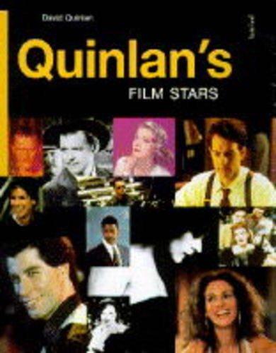 9780713477511: QUINLAN'S ILL DICT OF FILM STARS