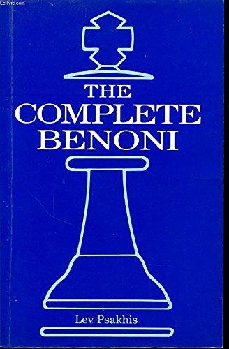9780713477658: The Complete Benoni