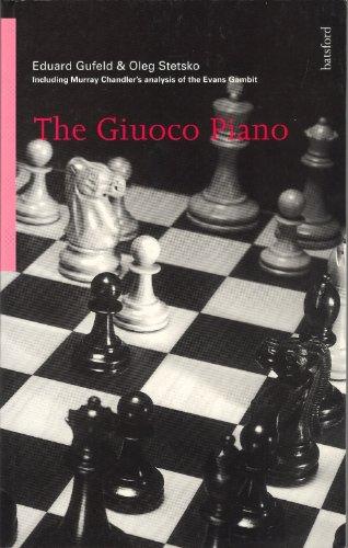 9780713478020: Giuoco Piano (A Batsford chess book)