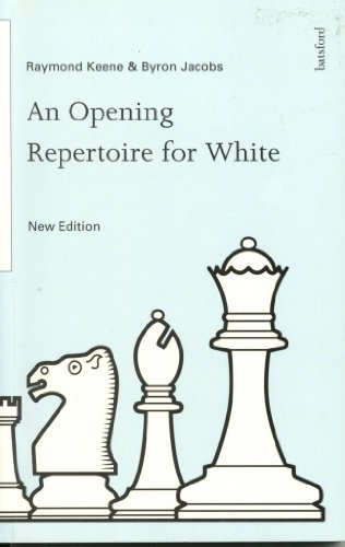 9780713478174: An Opening Repertoire for White