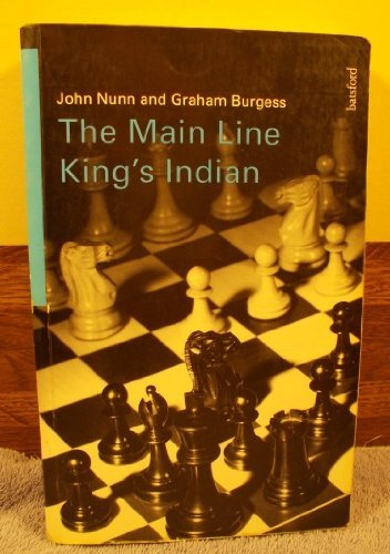 9780713478358: MAIN LINE KING'S INDIAN (A Batsford chess book)