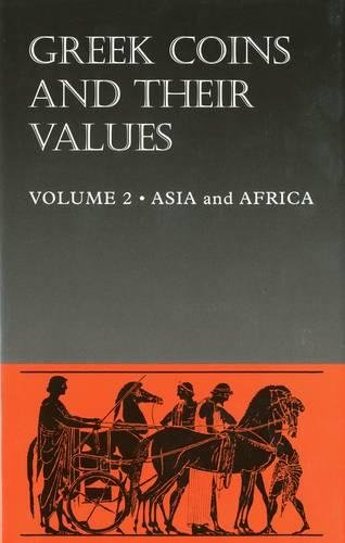 9780713478501: Greek Coins and Their Values Volume 2: Asia and Africa