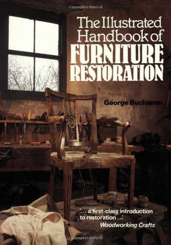 9780713478877: Illustrated Handbook of Furniture Restoration
