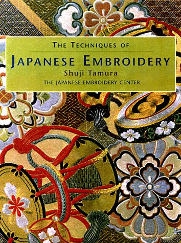9780713479911: The Techniques of Japanese Embroidery