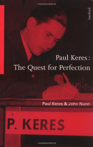 9780713480627: Paul Keres: The Quest for Perfection