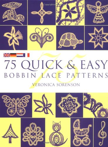 9780713481136: 75 Quick & Easy Bobbin Lace Patterns