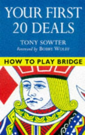 How to Play Bridge: Your First 20 Deals 9780713482553 The  How to Play Bridge  series provides a complete course of systematic home instruction for the beginner or aspiring player of any age. Each volume is imaginatively designed in two colours throughout and is full of tips and self-testing quizzes.