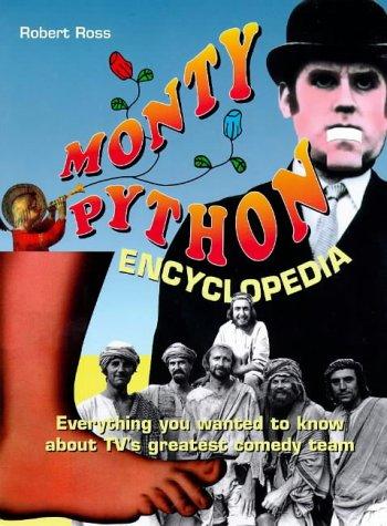 9780713482799: The Monty Python Encyclopedia