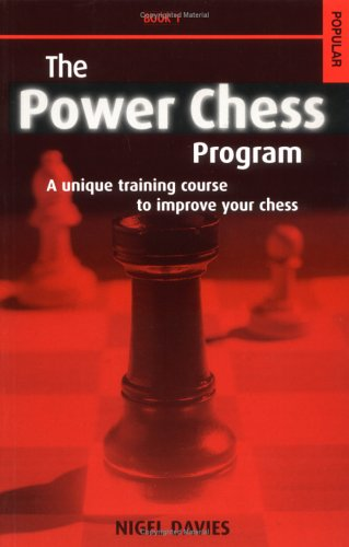 9780713484151: The Power Chess Program: Book 1: A Unique Training Course to Improve Your Chess