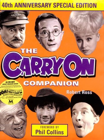 9780713484397: The Carry on Companion: 40th Anniversary Edition