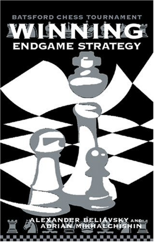 9780713484465: WINNING ENDGAME STRATEGY