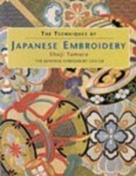 9780713486148: The Techniques of Japanese Embroidery