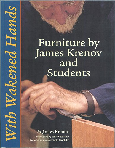 With Wakened Hands (0713486228) by James Krenov