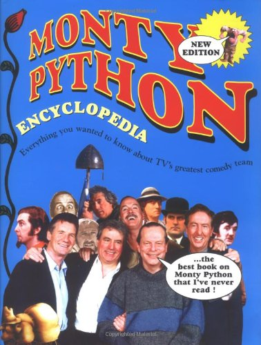 9780713486230: Monty Python Encyclopedia