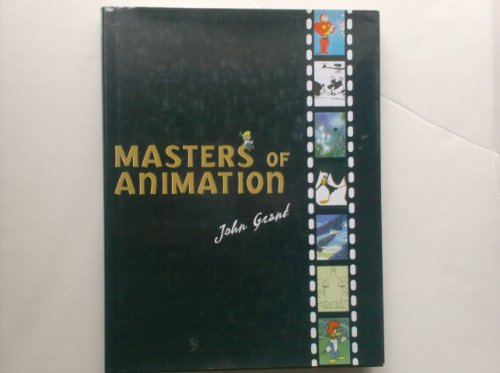 9780713486285: Masters of Animation