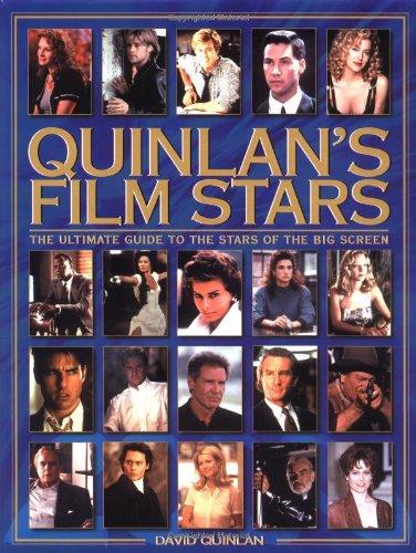 9780713486513: Quinlan's Film Stars