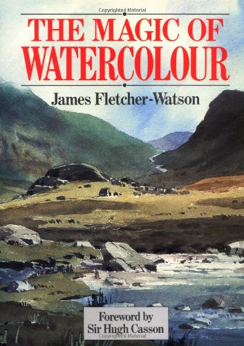 9780713486957: The Magic of Watercolour