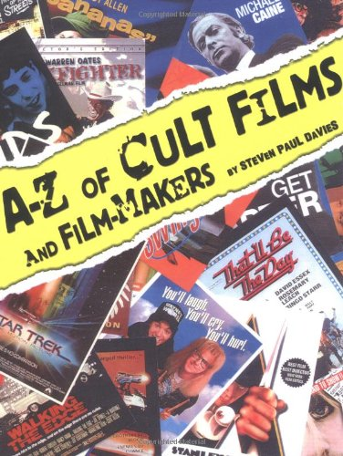 9780713487046: A-Z of Cult Films and Film-Makers