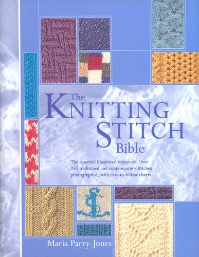 9780713487299: The Knitting Stitch Bible